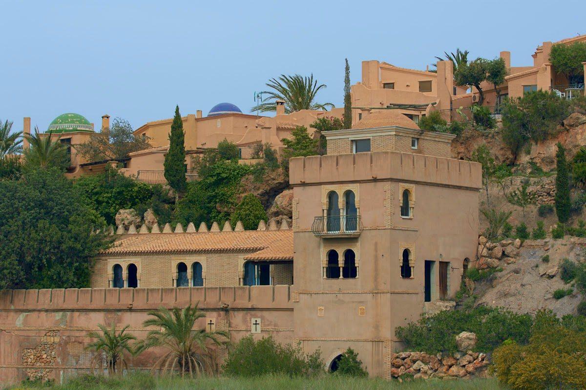 arquitectura árabe, en el levante de Almeria